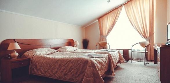 Отдых вдвухуровневом номере сразвлечениями вотеле Dmitrov Golf Resort