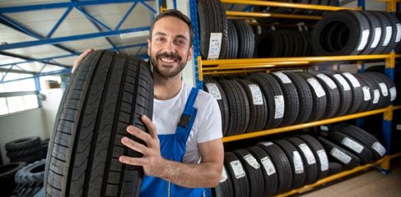 Хранение комплекта шин сдисками или без откомпании «Автосервис №1»