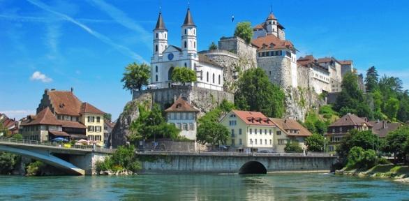 Автобусный тур по Швейцарии