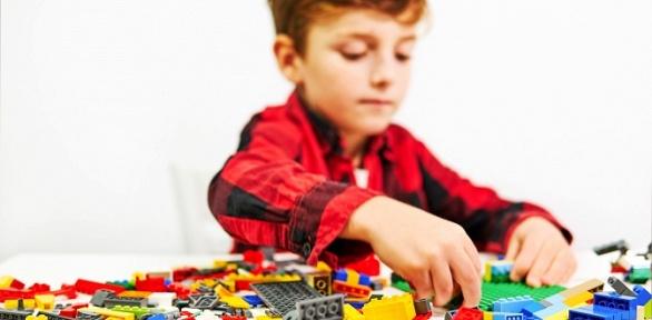 Посещение выставки-музея фигур изкубиков Lego вцентре «ГородП»