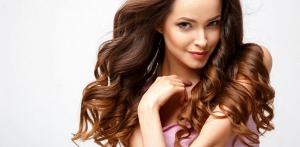Стрижка, окрашивание, ламинирование волос всалоне красоты Leila Al-Barry