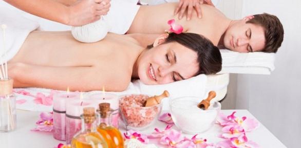 SPA-день для одного или двоих встудии массажа ифитобочки «Ложка меда»