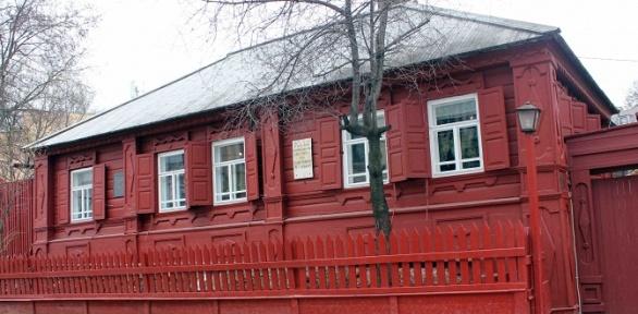 Музей детства А.М.Горького «Домик Каширина»