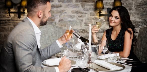 Ужин наберегу Чёрного моря вгриль-баре «Оазис»