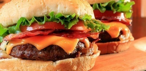 Бургеры исэндвичи откухни Burger Craft заполцены