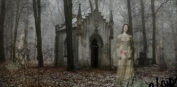 Участие вперформанс-квесте «Склеп ведьмы» откомпании FearOfQuest