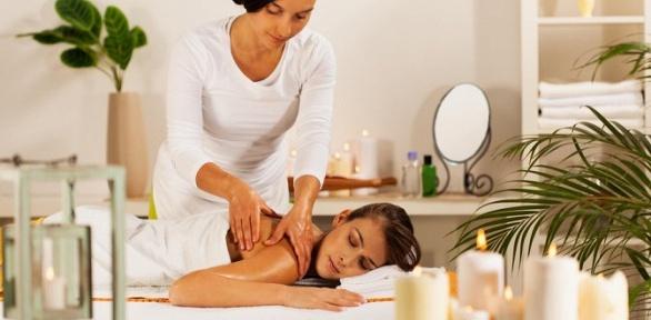 Сеансы массажа всалоне «Ясамая красивая»
