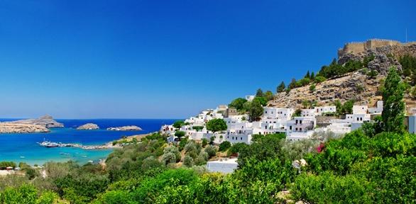 Тур в Грецию на остров Родос в апреле и мае