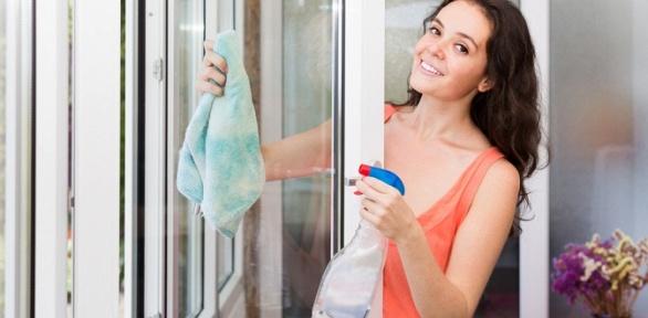 Мытье окон, комплексная или генеральная уборка откомпании «Марафет»