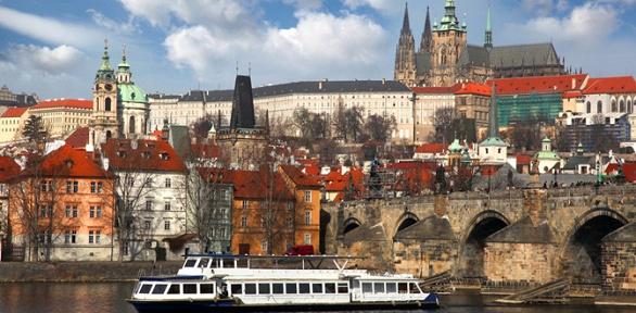 Автобусный тур поЧехии, Австрии иВенгрии