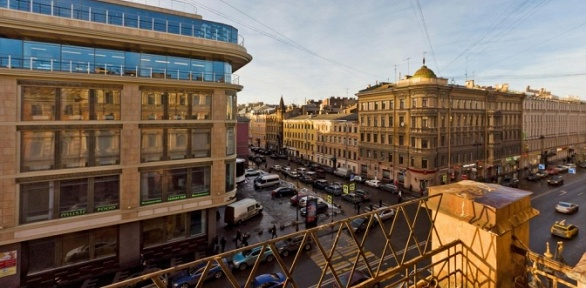 Отдых вцентре Санкт-Петербурга cзавтраками вотеле «Амбитус»