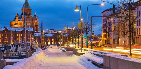 Паромный тур вСкандинавию откомпании «ПМП»