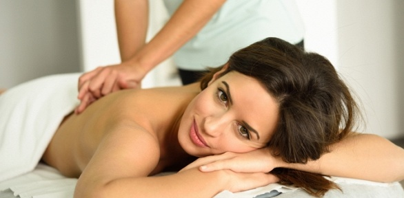 Сеансы массажа встудии массажа Delice