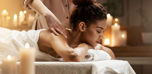 SPA-программа встудии массажа ифитобочки «Релакс»
