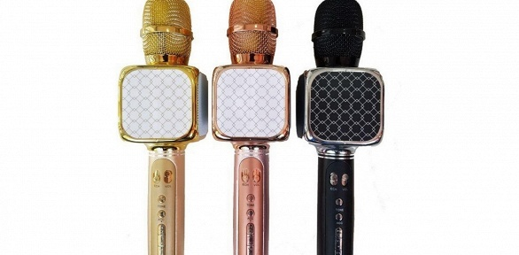 Колонка скараоке-микрофоном Magic Karaoke YS-69