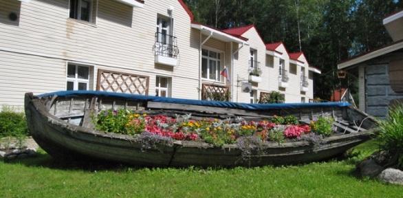 Отдых наберегу Финского залива взагородном комплексе «Капитан»