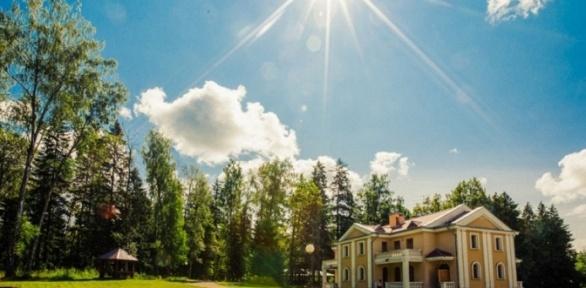 Отдых вномере выбранной категории спитанием вотеле «Усадьба Малеевка»