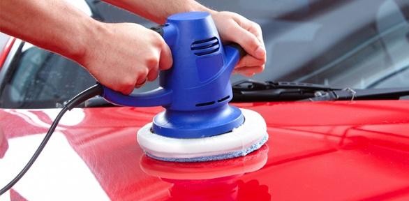 Полировка автомобиля либо полировка фар вкомплексе «Регион36+»