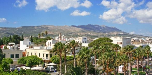 Тур вГрецию наостров Кос сзаездами смая поавгуст