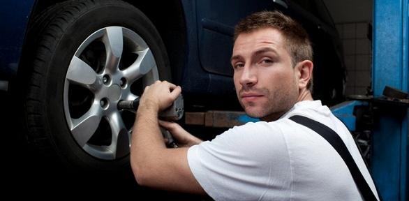 Шиномонтаж ибалансировка 4колес вавтосервисе «АвтОТЕЦсервис»