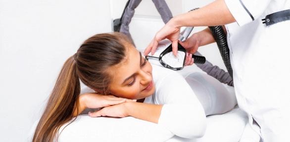 Сеансы LPG-массажа всего тела вцентре «Бархат»