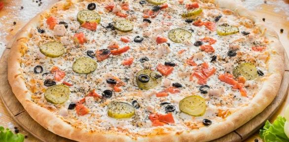 Сет из роллов или пиццы от службы доставки Pizza 24/7