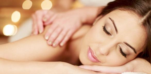 Сеансы массажа или программа навыбор отмедицинского салона «Алеана»