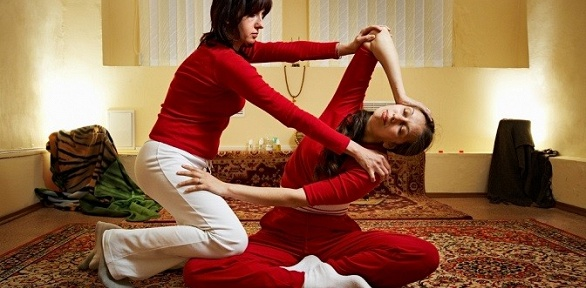 Сеанс тайского массажа в«Центре саморазвития иоздоровления человека»