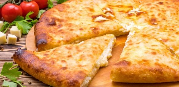 Пицца или осетинские пироги отпекарни «Дар Аланов»