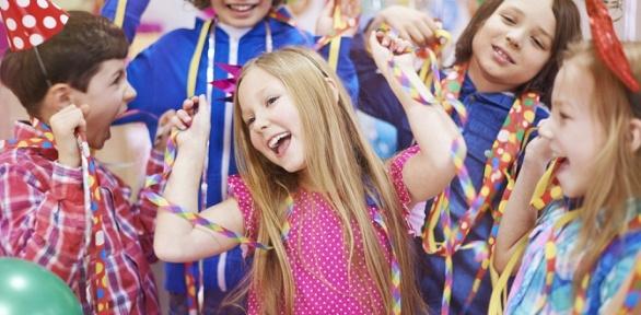 Организация праздника для детей откомпании «Квеструм.рф»