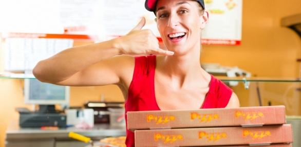 Пицца сдоставкой отпиццерии Top Pizza заполцены