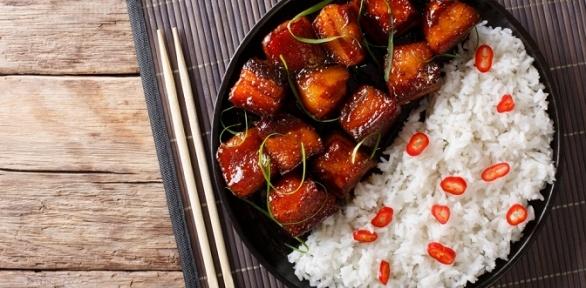 Ужин вкитайском ресторане «ХаоЧи»