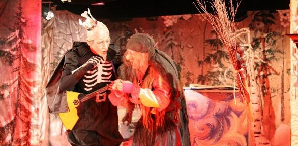 Билет наспектакль «Бал сказок» в«Московском театре иллюзии»