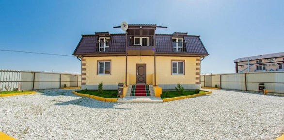 Отдых наЧерноморском побережье вгостевом доме Polina