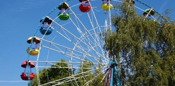 Посещение аттракционов вИзмайловском парке отсети парков «Страна веселья»