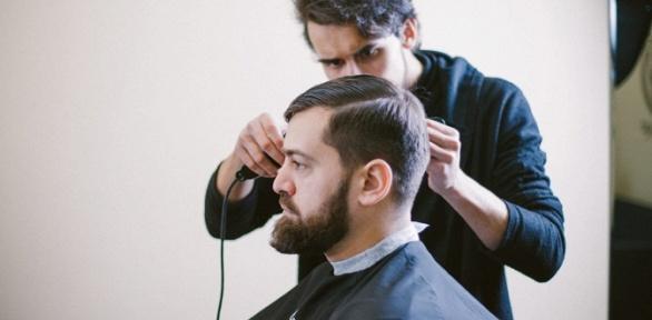 Стрижка, оформление бороды вбарбершопе Barber Express