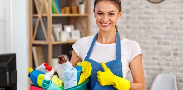Мытье окон, комплексная или генеральная уборка откомпании «Мойдодыр иК»