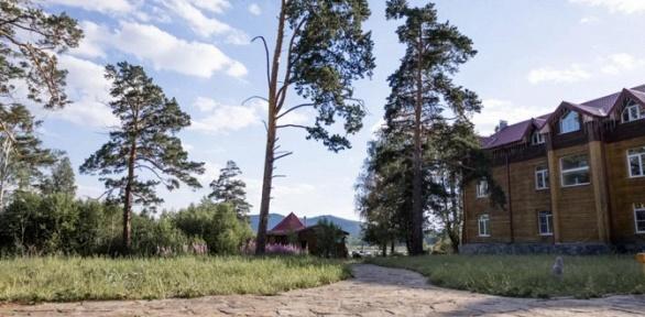 Отдых наберегу озера Аракуль вцентре отдыха «Аракуль»