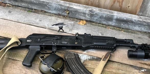 Выстрелы изохолощенного оружия втире «Сила»
