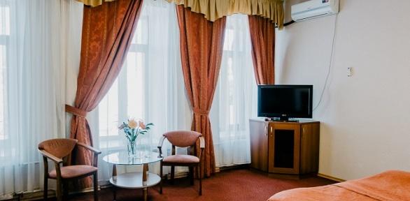 Отдых для двоих сзавтраком вотеле «Невский Отель Форт»