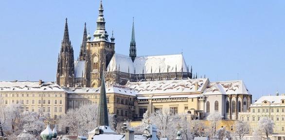 Тур вЧехию, Прагу свылетами сдекабря помарт