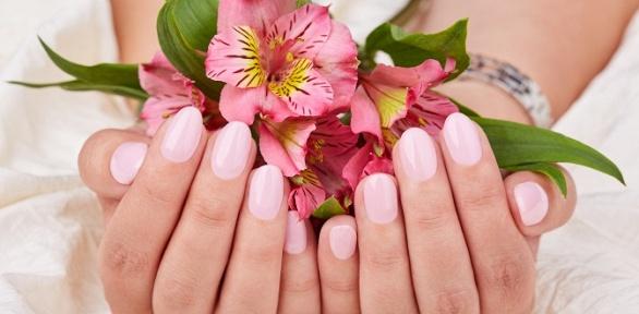 Наращивание ногтей, маникюр встудии Ruzana Nails