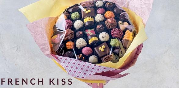 Шоколадный букет или набор конфет