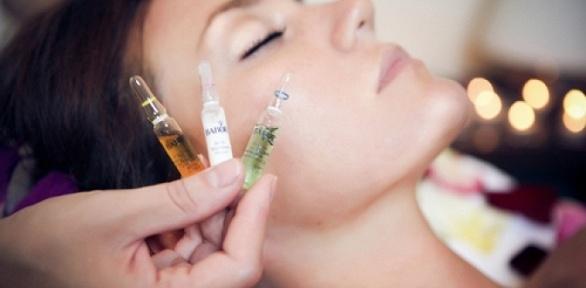 Процедуры поуходу закожей лица навыбор вкосметологии Dr.Gana