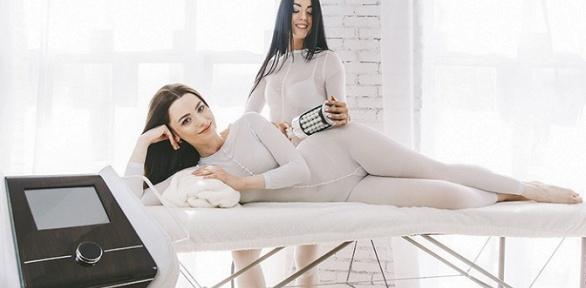 Сеансы массажа R-Sleek встудии красоты Global SPA
