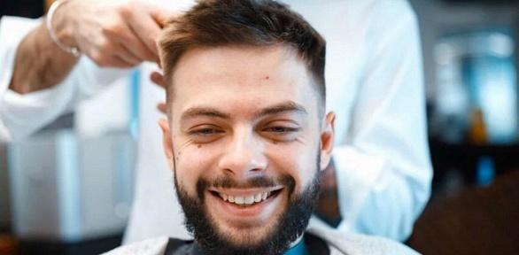 Стрижка, коррекция бороды вбарбершопе Barber House