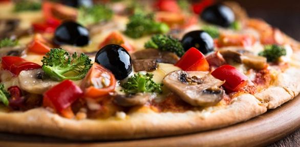 Пицца навыбор отролл-бара «Сакура лайф» заполцены