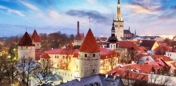 Экскурсионный тур «Выходные всказочном Таллине»