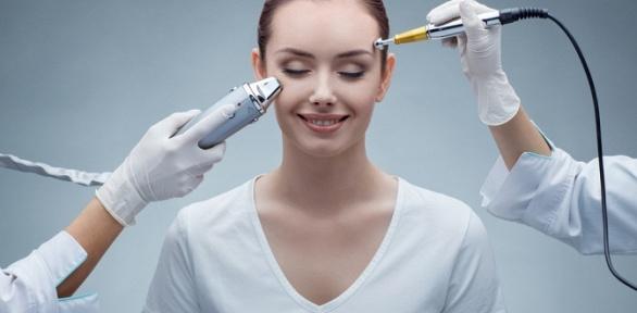 Чистка, пилинг, RF-лифтинг, микротоковая терапия встудии «Леди Лайт»