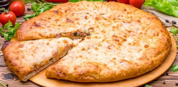 Сет изосетинских пирогов отпекарни «Вкусные осетинские пироги»